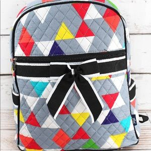 Handbags - Prism Pop Quilted Backpack